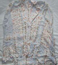 NWT! $48 Womens Viscose VICTORIA'S SECRET Open Front Kimono Robe Lingerie Sz OS