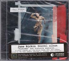 CD 12T JANE BIRKIN FICTIONS NEUF SCELLE (ARTHUR H/CALI)