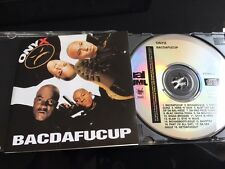 Onyx ‎– Bacdafucup CD ALBUM