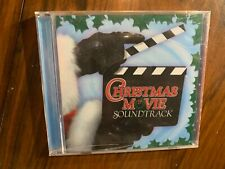 New Sealed Christmas Movie Soundtrack CD Xmas Holiday The Hit Crew