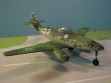 """ARMOUR MODEL LUFTWAFFE ME-262 """"ADOLPH GALLAND"""" 1:48 SCALE DIECAST METAL MODEL"""