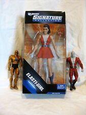 2012 DC Universe DOOM PATROL Set ELASTI-GIRL MIB ROBOT MAN NEGATIVE MAN