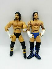 "CM PUNK 6"" WWE Wrestling Action Figure Mattel 2011 LOT of 2"