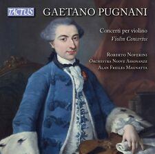 Alan Freiles Magnatta - Gaetano Pugnani: Violin Concertos