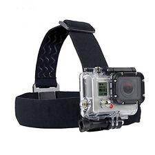 Action Camera Accessory Headband Chest Head Strap Mount  For Gopro Hero Helmet B