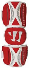 Warrior Burn Lacrosse Elbow Guards BEG13-M Red Medium Protection Sports