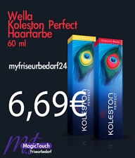 Wella Koleston Perfect 60 ml  Nuancen frei wählbar (12,15€/100ml)