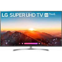 "LG 49"" 4K Ultra HD HDR Nano Cell IPS Smart TV 2018 Model - 49SK8000"