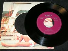 NINA LIZELL Salto, Salto & Hallo / DDR SP 1973 AMIGA 455898