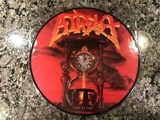 Atheist Piece Of Time Picture Disc! Limited. Iron Maiden Obituary Deicide