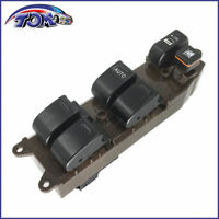 New Front Power Window Master Control Switch For Toyota Camry Sienna 84820-33170