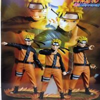 GECCO Naruto Shippuden Uzumaki Naruto PVC Action Figure Collectible Model Toy