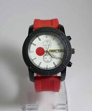 NEW! HAWTHORN MEN'S FASHION SPORTS WATCH (RED)