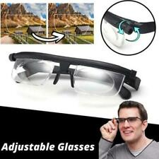Reading Glasses Adjustable Vision Lens Variable Focus Distance Zoom Lens Eyewear