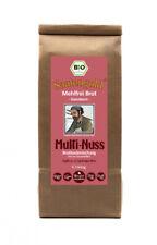 'Mehlfreibrot' Multi-Nuss -Ganzkorn- Bio Brotbackmischung 600g