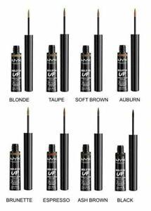 NYX Cosmetics Build'em Up Powder Brow Filler-Color Choice