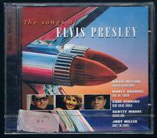THE SONGS OF ELVIS PRESLEY  CD F.C. SIGILLATO!!!