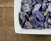 CHAROITE Polished Stones - S, M, L Purple Charoite Crystals E0024