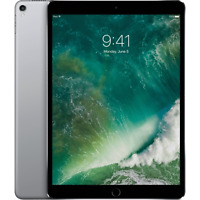 Apple iPad Pro, Wi-Fi, 10.5 in 64GB 256GB 512GB Gray Gold Rose Silver