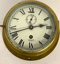 Smith's Maritime Brass Astral Clock