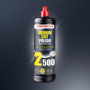 Menzerna Medium Compound 2500 - 1 Litre