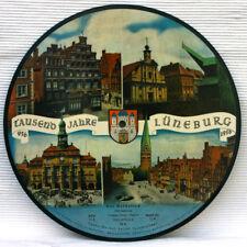 1000 JAHRE LÜNEBURG Das Heidelied   **BILDPLATTE**     -Picture Disc- 78rpm S458