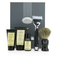New THE ART OF SHAVING Lexington Collection Power Razor Shave Set Fast Free Ship
