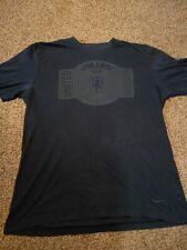Manchester United  Relentless Football 1878 T Shirt Large Nike