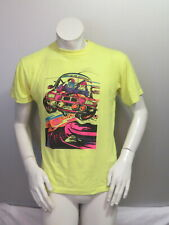 Vintage Graphic T-shirt - Rally of the Voyaguers Rally Car - Men's Miedium