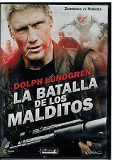 La batalla de los malditos (DVD Nuevo)