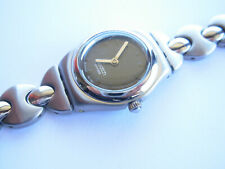 SWATCH LADY IRONY MILLE GOCCE - YSS143G- 2002 - STAINLESS STEEL - NEW - NUOVO