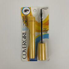 Covergirl LashBlast Length Water Resistant Mascara 825 Very Black Waterproof