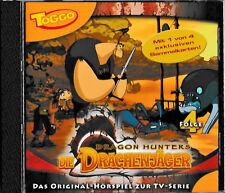 Dragon Hunters - Die Drachenjäger 4 / Original Hörspiel zur TV Serie CD NEU!