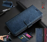 For LG V60 / LG G9 ThinQ /LG V60 ThinQ Leather Wallet Cases RFID Blocking Cover