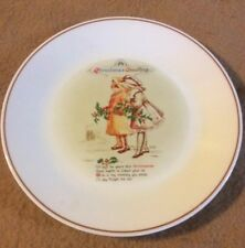 "CORELLE CHRISTMAS LIMITED EDITION 10.25"" Dinner Plate Corning"