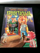 Treehouse of Horror: Bart Simpson's Treehouse of Horror Spine-Tingling Spooktacu