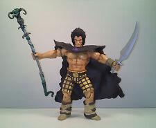"2000 AD Slaine 7.25"" Warriors Beyond Time ReAction Figure Judge Dredd Comics"