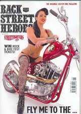 BACK STREET HEROES  No.362 June 2014 (NEW COPY)