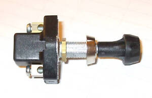Push-pull switch, Auto or Marine 12.5amp Durite 0-597-50    PUP01
