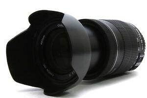 Canon EF-S 18-135mm f/3.5-5.6 IS Reisezoom Tele Objektiv für Canon EOS Kamera ..