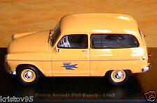 SIMCA ARONDE P60 RANCH 1962 PTT MUSEE DE LA POSTE NEUVE 1/43 UNIVERSAL HOBBIES
