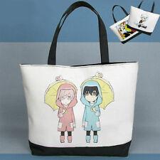 Ten 10 Count RIHITO TAKARAI Anime Canvas Hangbag Shoulder Bag Gift BL Yaoi