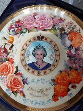 Davenport Queen Elizabeth 11 Gateaux Stand 80 Glorious Years
