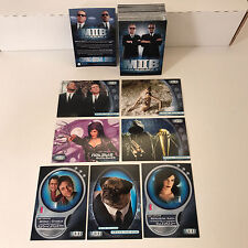 Men In Black 2 Ii (Inkworks 2002) Complete Card Set Will Smith w/ Promo Card #P1