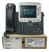 Cisco 7975G IP Phone (CP-7975G) - Brand New, 1 Year Warranty