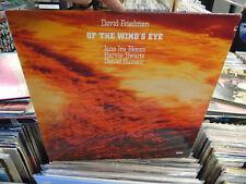 David Friedman Of The Wind's Eye [Jane Ira Bloom] LP 1981 Enja Records EX