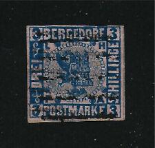 Sellos de Alemania y sus colonias de 4 sellos usado