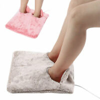 NEW Washable Foot Warmer Pad Feet Heating Pads Heated Gloves Multi-function