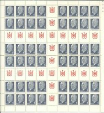 DDR Zusammendruck - MHB 11 postfrisch ** - Mi. 150,-