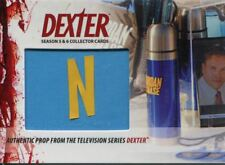 Dexter Seasons 7 & 8 San Diego Exclusive Prop Card CP8 Label [Mug] #80